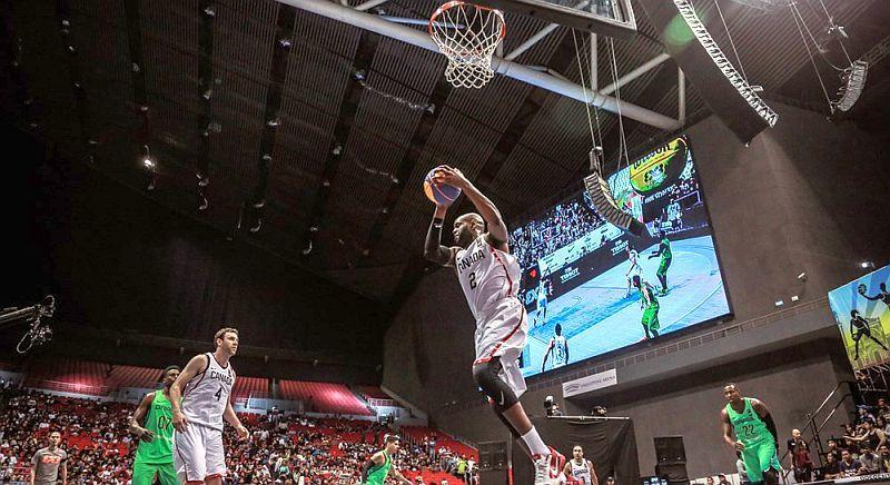 Баскетбол 3х3: онлайн відеотрансляція чемпіонату світу