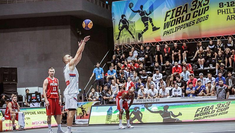 Баскетбол 3х3: онлайн відеотрансляція вирішальних матчів чемпіонату світу