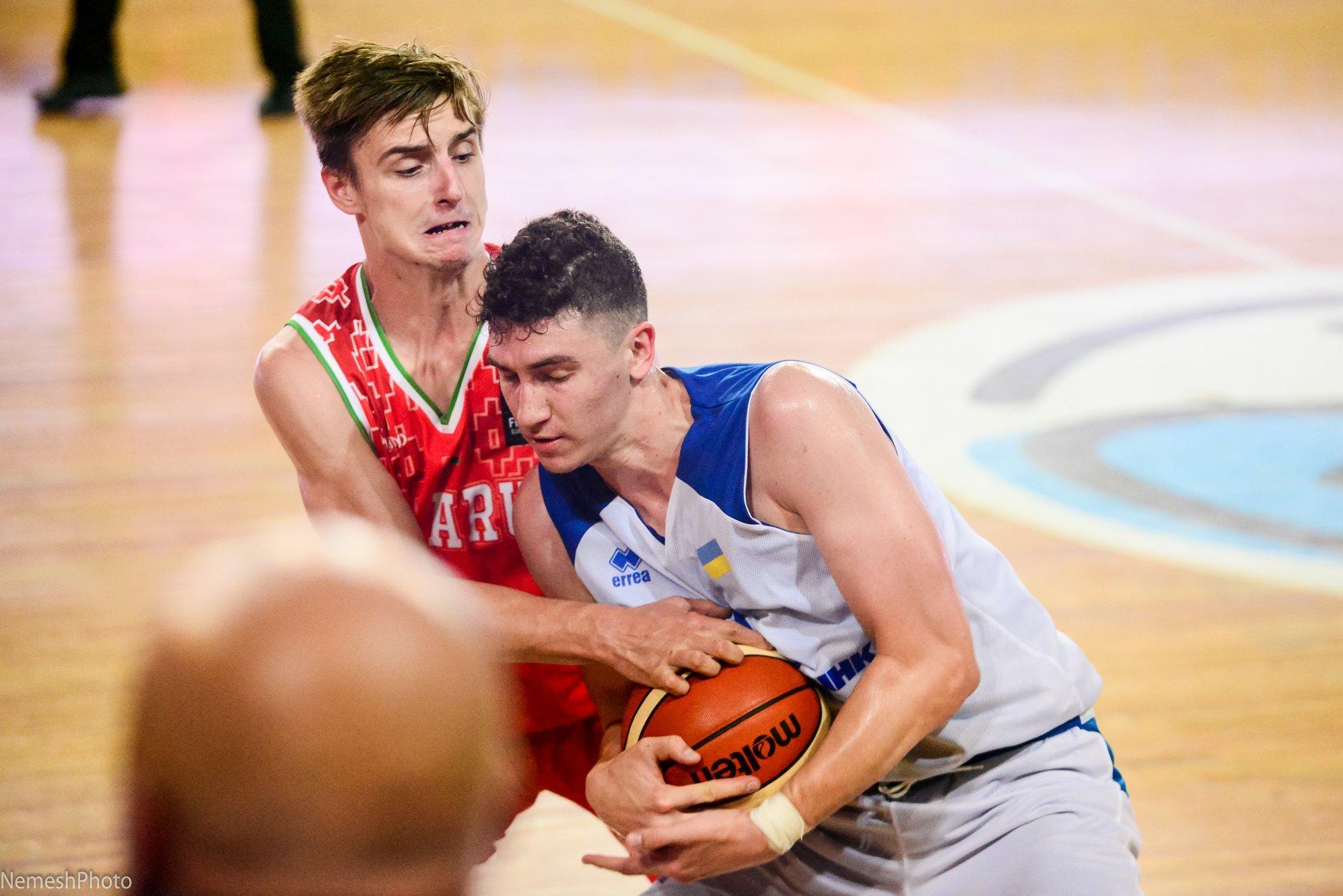 Чоловіча збірна України U-20 обіграла однолітків з Білорусі