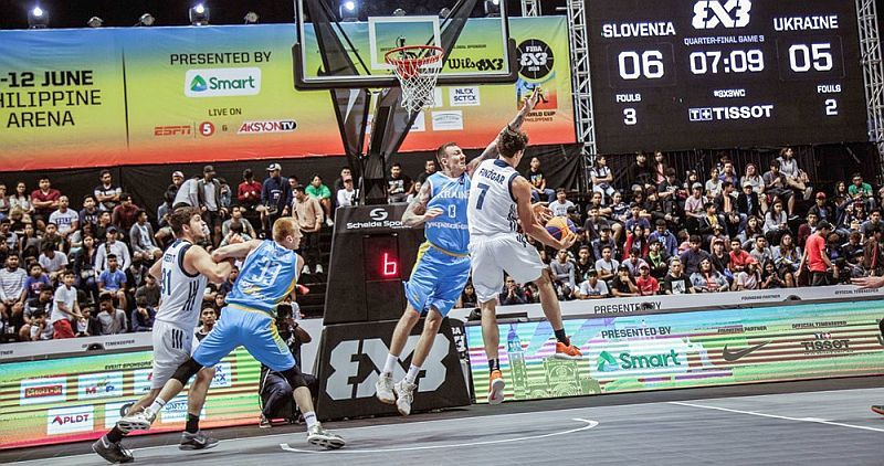Збірна України посіла сьоме місце на чемпіонаті світу