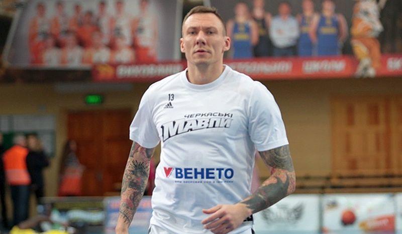 Черкаські Мавпи підписали гравця збірної України