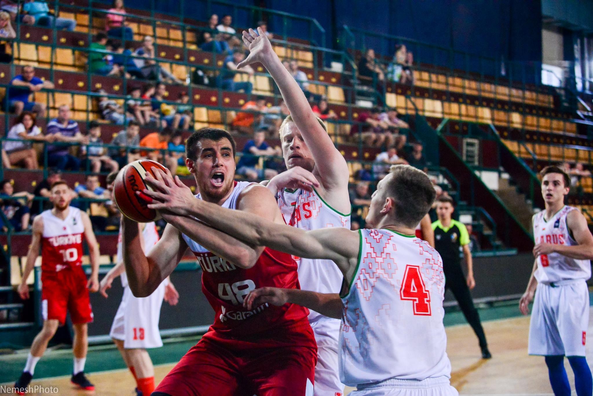 Збірна Туреччини перемогла Білорусь на турнірі в Києві