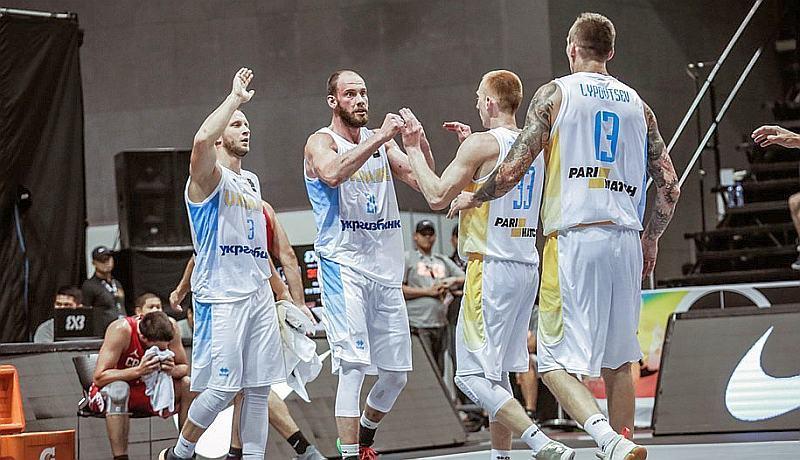 Збірна України 3х3 зіграє на челленджері на Кіпрі