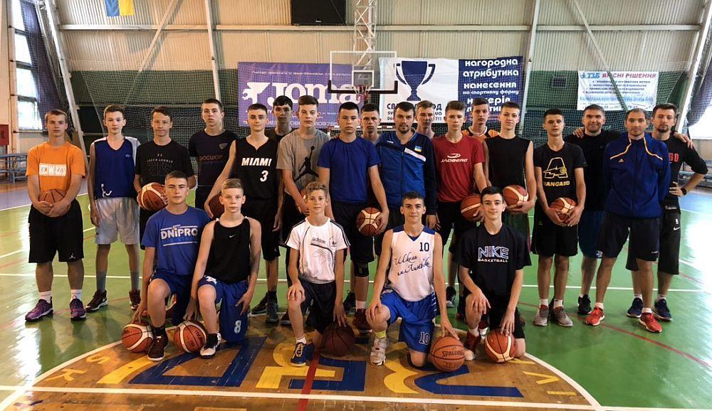 Чоловіча збірна України U-14: перші збори в Івано-Франківську
