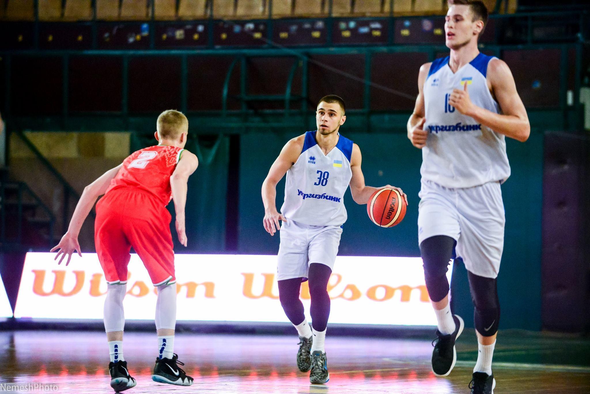 Україна U-20 вдруге перемогла Білорусь на турнірі у Києві