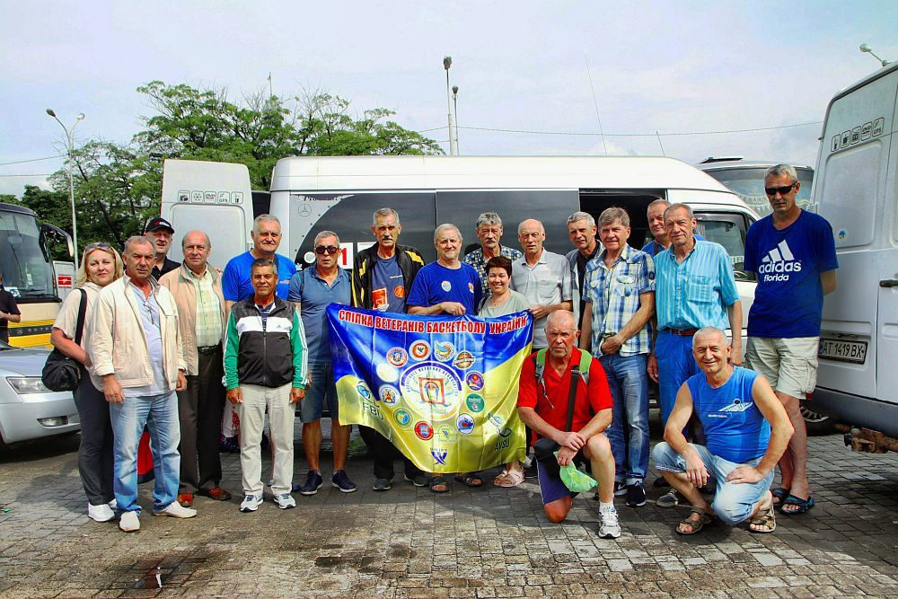 Чемпіонат Європи серед ветеранів: до Хорватії десятьма командами!