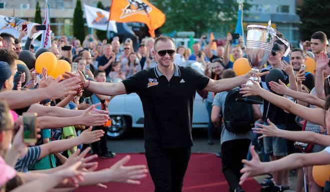 MVP чемпіонату України залишився у Черкасах
