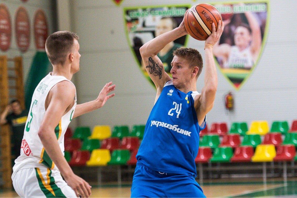 Збірна України U-20 у контрольному матчі програла Литві