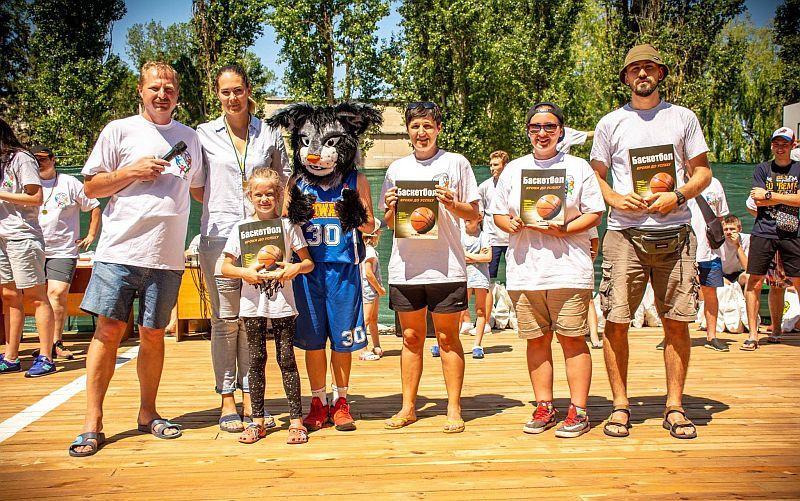 Фестиваль міні-баскетболу зібрав рекордну кількість учасників