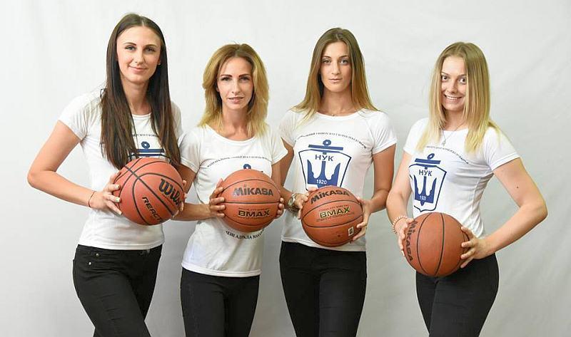 Тендітні красуні з Миколаєва піднімають місцевий баскетбол