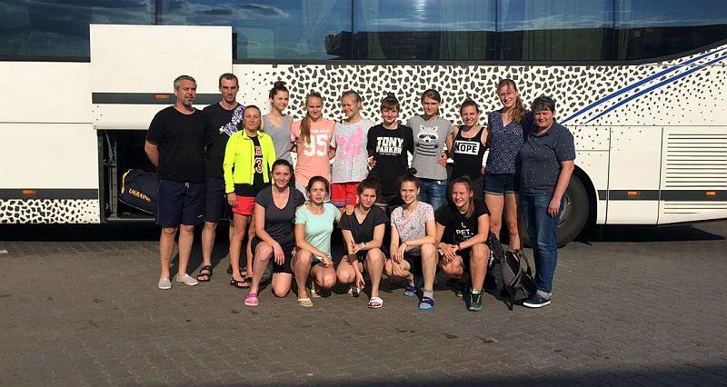 Жіноча збірна України U-18: підготовку до чемпіонату Європи розпочато