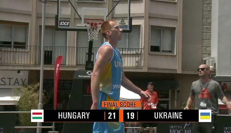 Збірна України не змогла пробитися на чемпіонат Європи