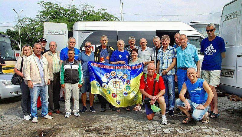 Українські ветерани перемогли на чемпіонаті Європи
