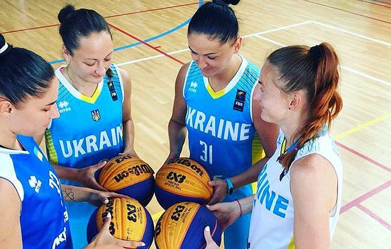 Збірна України стартує в кваліфікації чемпіонату Європи
