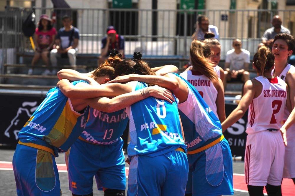 Збірна України 3х3 кваліфікувалася на чемпіонат Європи