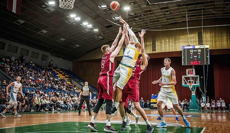 Збірна України програла вдома Латвії в кваліфікації чемпіонату світу