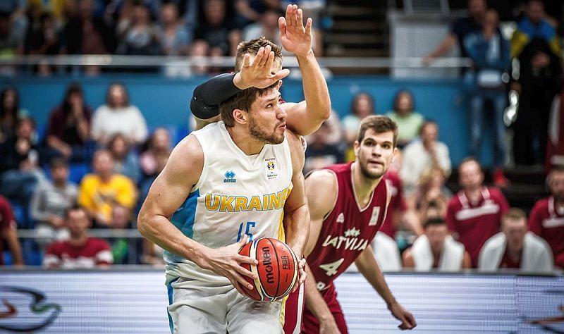 Збірна України програла в Києві Латвії: фотогалерея