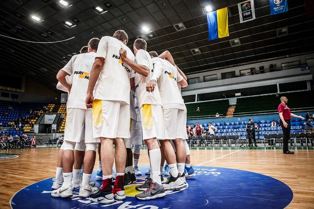 Розклад матчів збірної України у другому раунді відбору на чемпіонат світу-2019