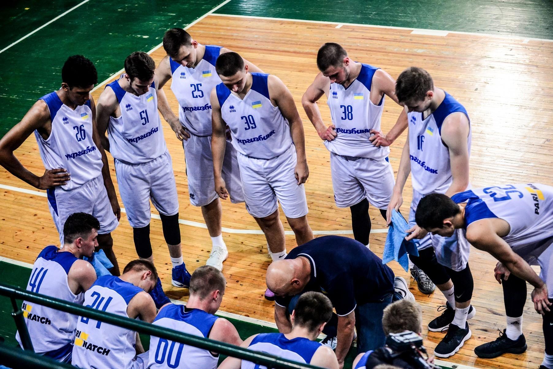 Визначено склад чоловічої збірної України U-20 на спаринги в Іспанії