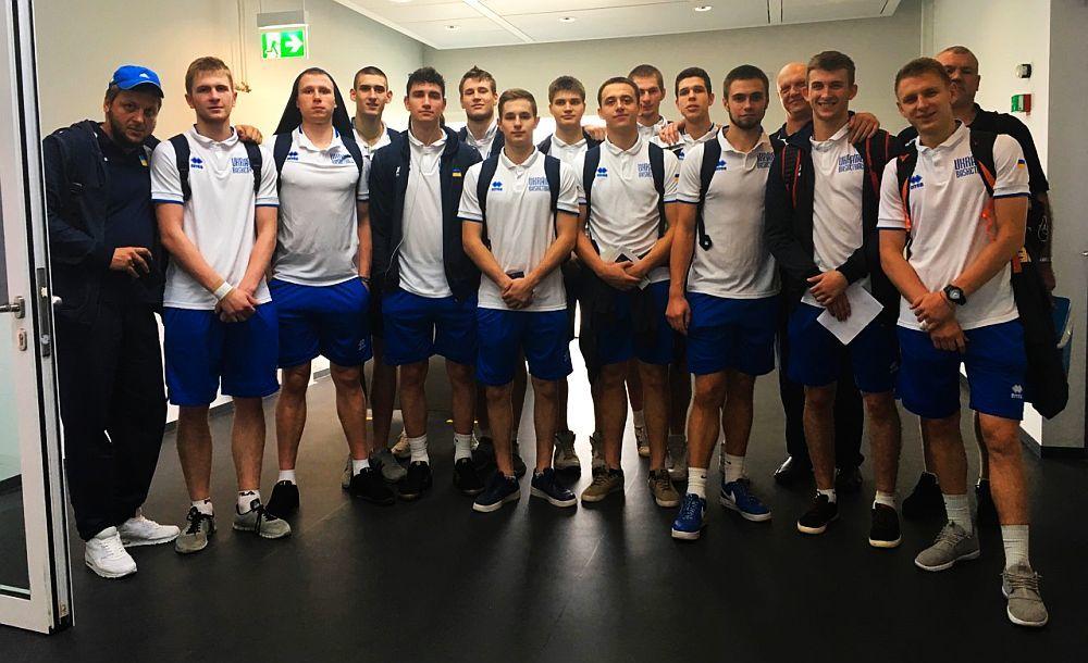 Чоловіча збірна України U-20 вирушила на матчі до Іспанії