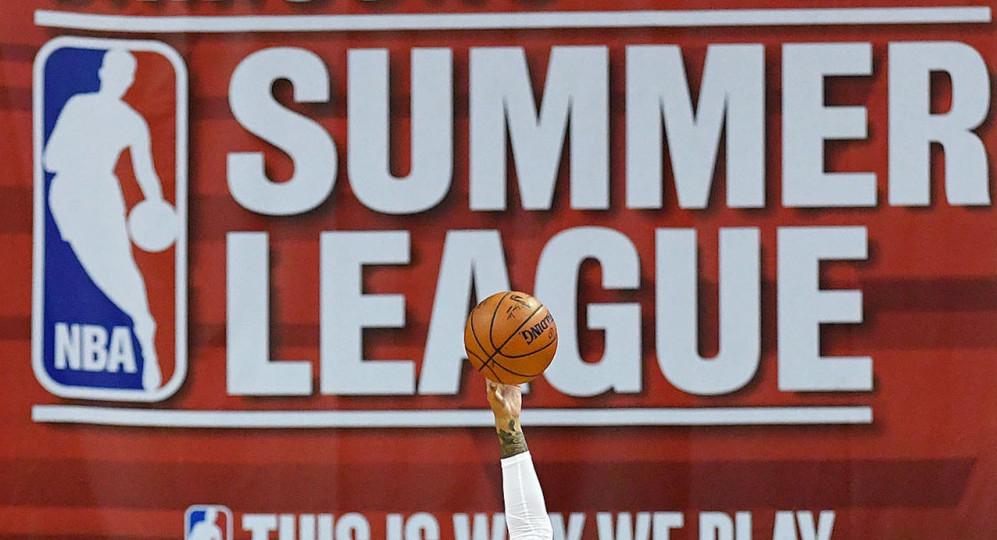 Українці у Літній лізі НБА: розклад матчів