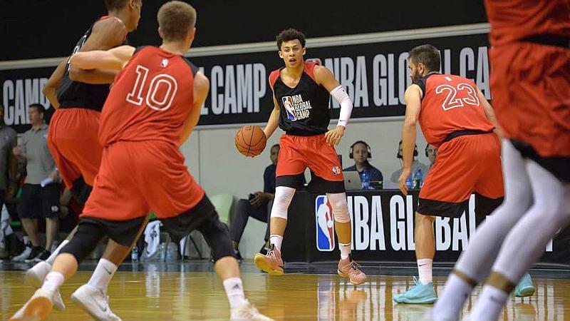 Українець Санон дебютує в Літній лізі НБА