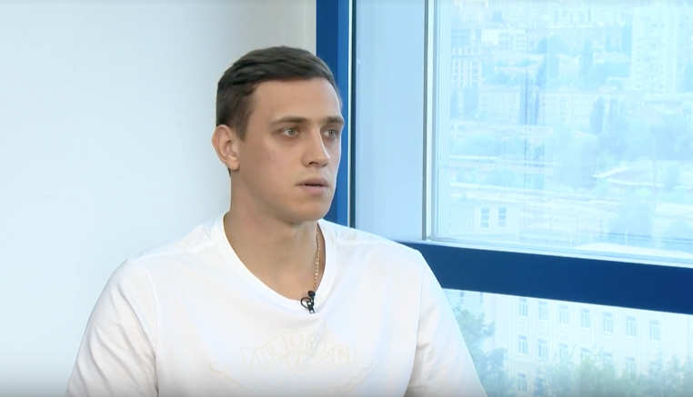 В'ячеслав Бобров - про відбір на ЧС-2019 та сезон у Литві. Відео веб-конференції