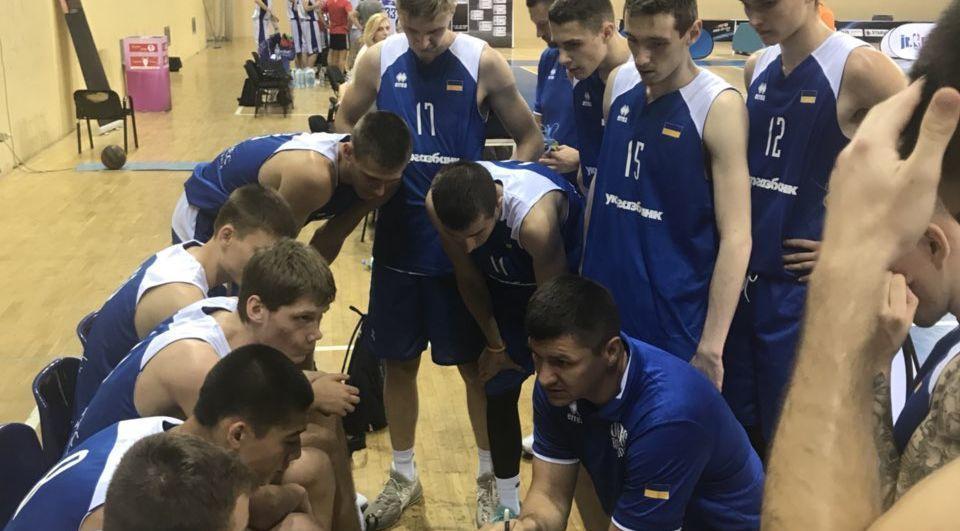 Чоловіча збірна України U-18 поступилась Франції