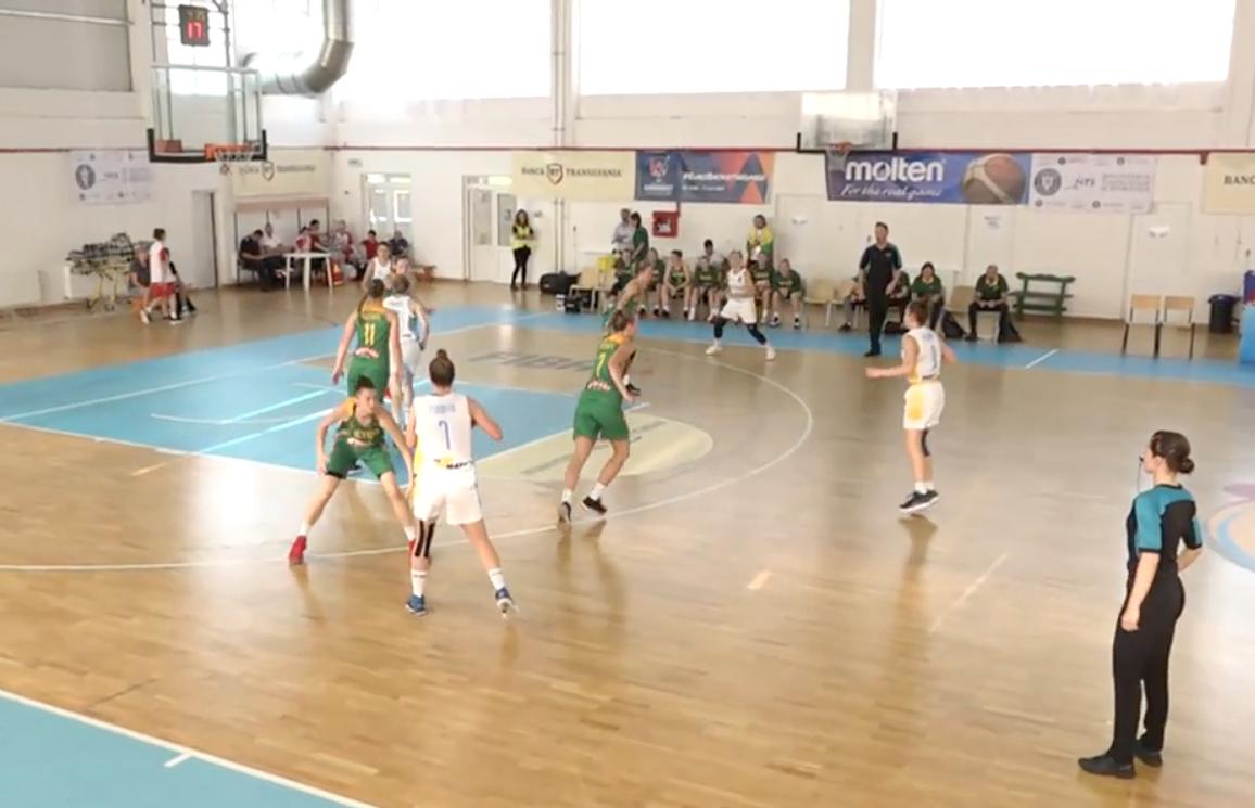 Жіноча збірна України U-20 в овертаймі поступилась Литві у стартовому матчі чемпіоната Європи