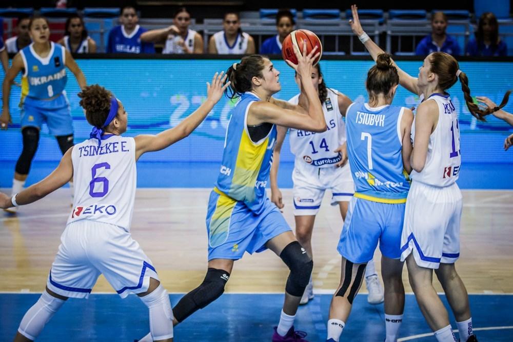 Дебютна перемога збірної України на ЄвроБаскеті: топ-моменти матчу з Грецією