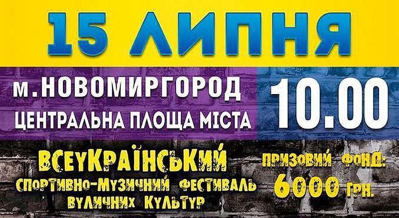 У Новомиргороді відбудеться турнір з баскетболу 3х3