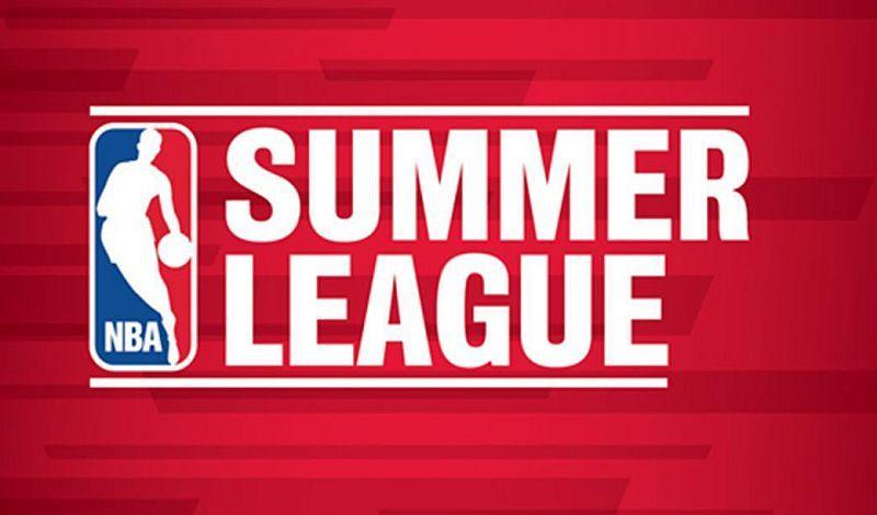 Найкращі данки стартового тижня Літньої ліги НБА відео