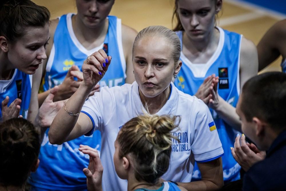 Ізраїль U-20 — Україна U-20: анонс матчу жіночого ЄвроБаскету-2018