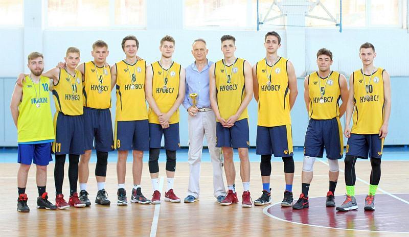 Столичний НУФВСУ запрошує баскетболістів