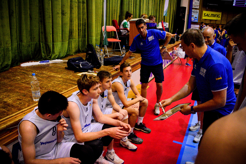 Перший матч збірної України U-16 на турнірі у Болгарії: фотогалерея