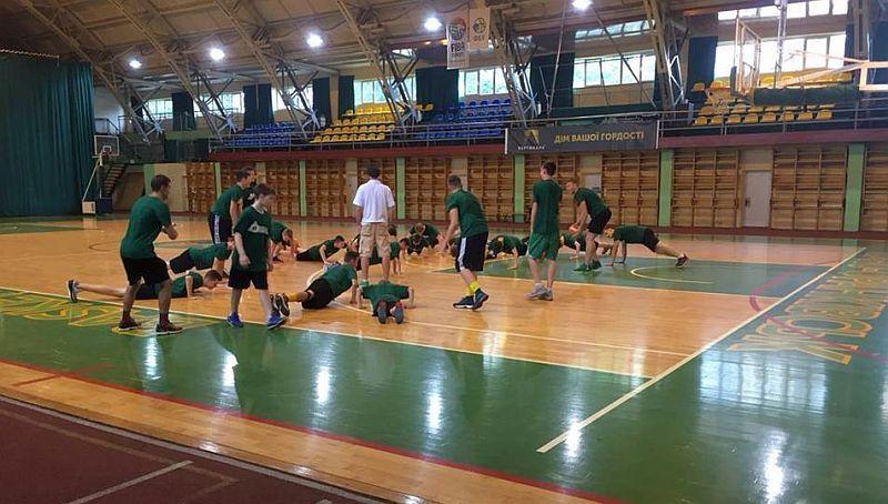 Вихованці академії Говерли проходять підготовку в Goverla Summer Camp 2018