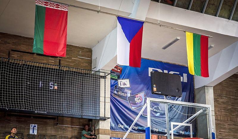 Суперниці збірної України підвищилися в класі на чемпіонаті Європи