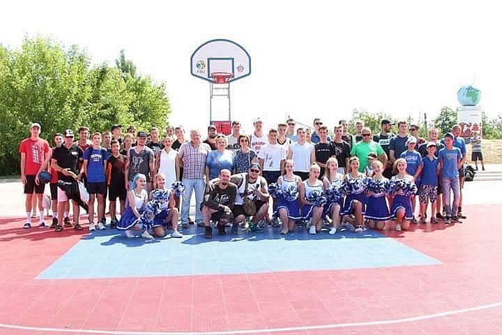 Визначилися переможці турніру з баскетболу 3х3 в Нікополі