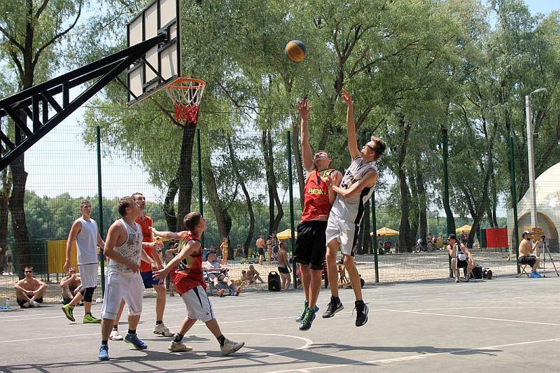 Чернігівщина баскетбольна: з історії розвитку 3х3 в області