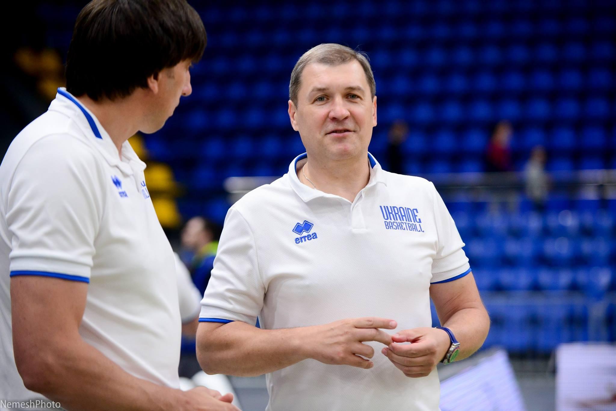 Віталій Черній – новий головний тренер МБК Миколаїв