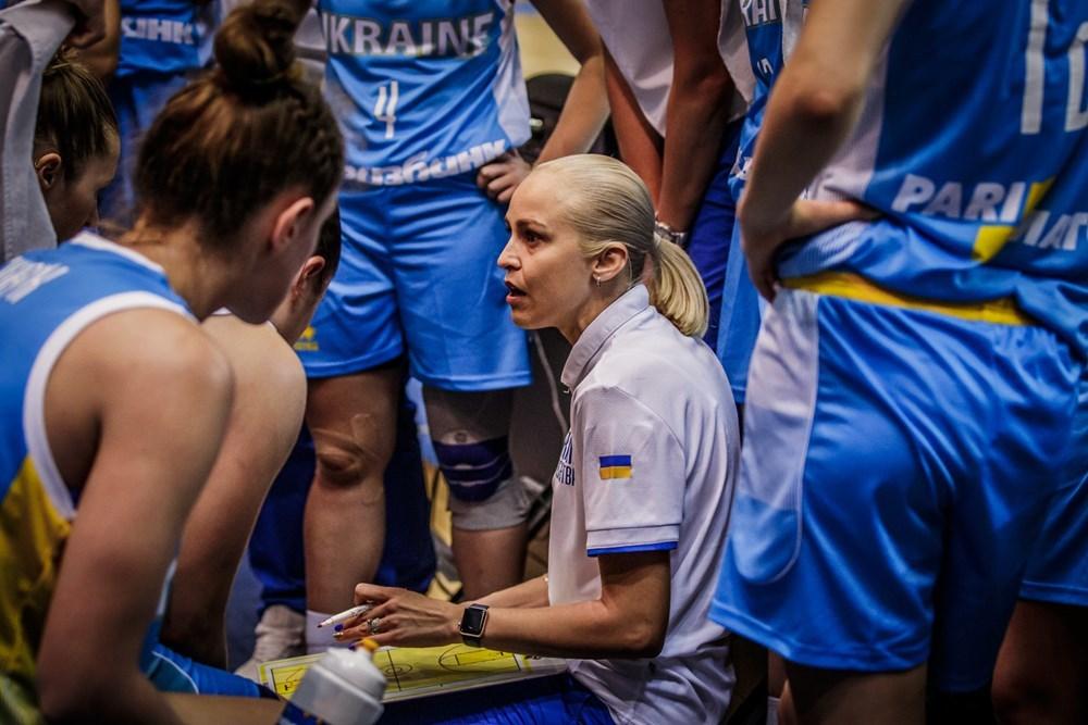 Інна Кочубей про підсумки жіночого Євробаскету U-20, дивізіон В