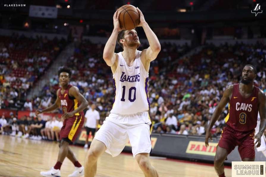 Результати виступів Святослава Михайлюка в Літній лізі НБА: відео