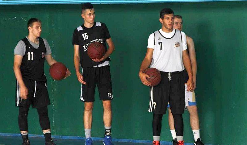 Друга команда Черкаських Мавп розпочала підготовку до нового сезону