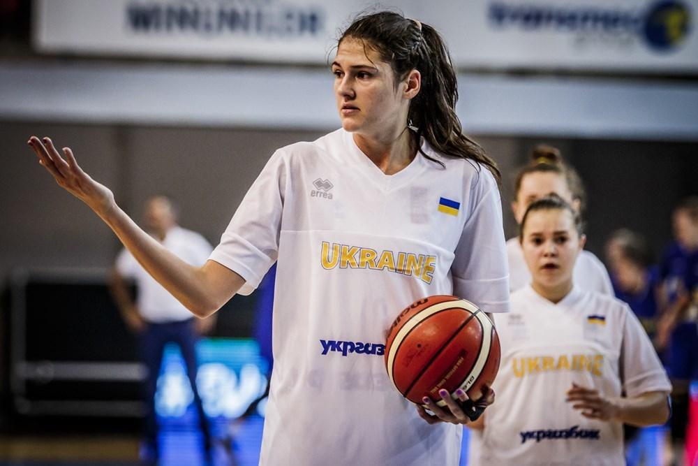 Лідерка збірної України на молодіжному ЄвроБаскеті: я могла зіграти ще краще, забракло спортивного нахабства