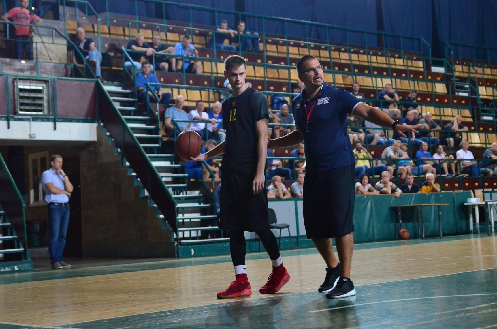 Горан Тадіч про досвід роботи з українськими тренерами