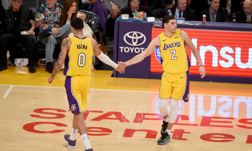 Топ-моменти Лос-Анджелес Лейкерс у сезоні 2017/2018: відео