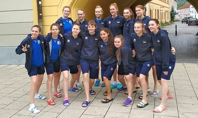 Жіноча збірна України U-18 вдруге поступилася Фінляндії