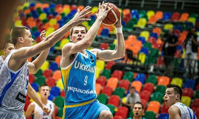 Збірна України U-18 третя в групі на чемпіонаті Європи