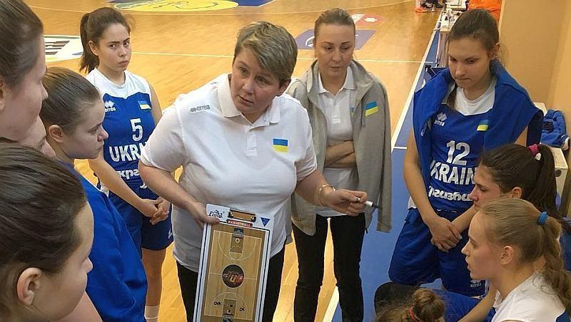 Склад жіночої збірної України U-18 на чемпіонат Європи визначено