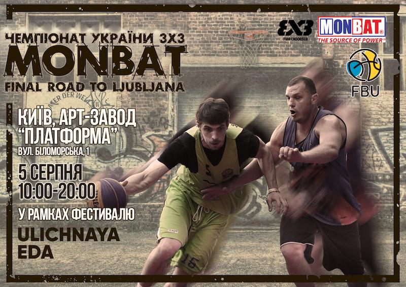 Промо чемпіонату України 3х3